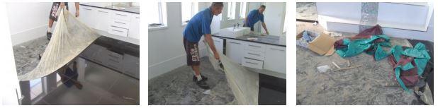 floor goop